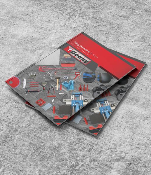 Tileasy tool brochure