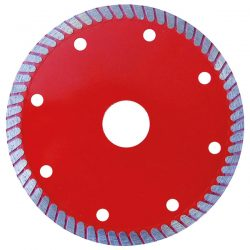 Wet wheel diamond cutting wheel