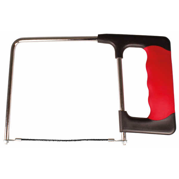 A light weight tile saw for cutting slots, angles and curves in to ceramic tiles.