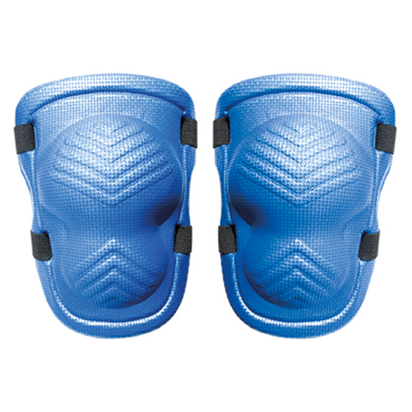For protection when kneeling during floor and wall tiling.