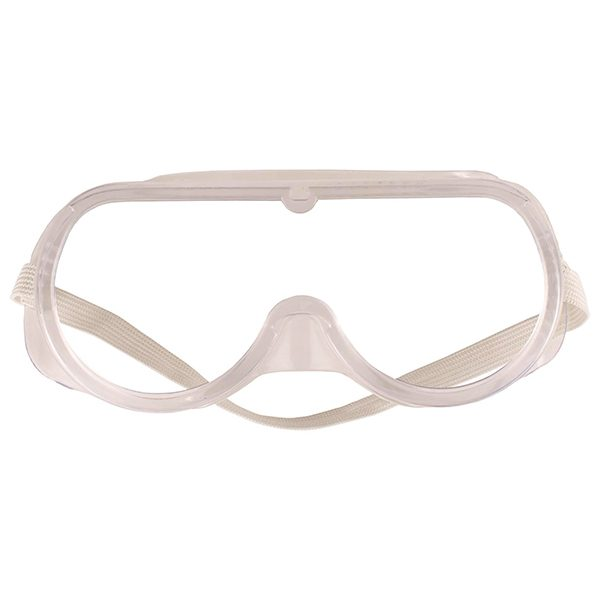 For protecting your eyes when cutting and breaking tiles.