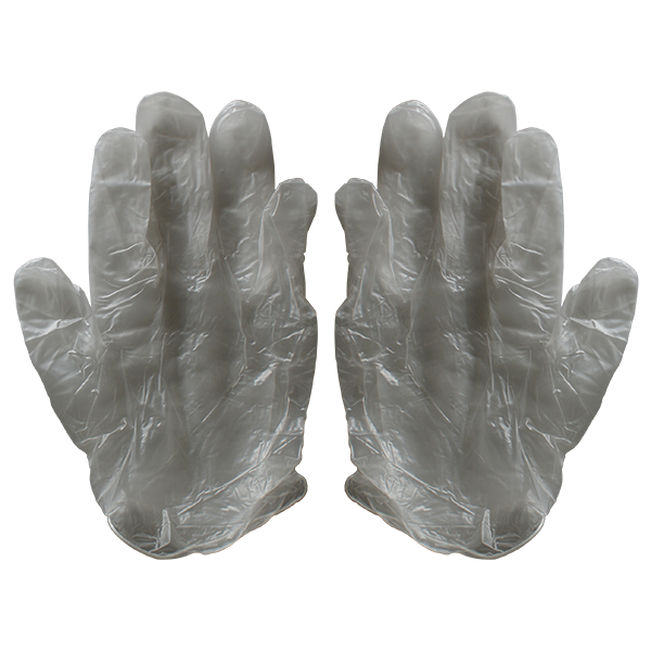 Easy to use, throw away PVC tiling gloves. For protection against skin irritation when grouting and mixing tile adhesive.