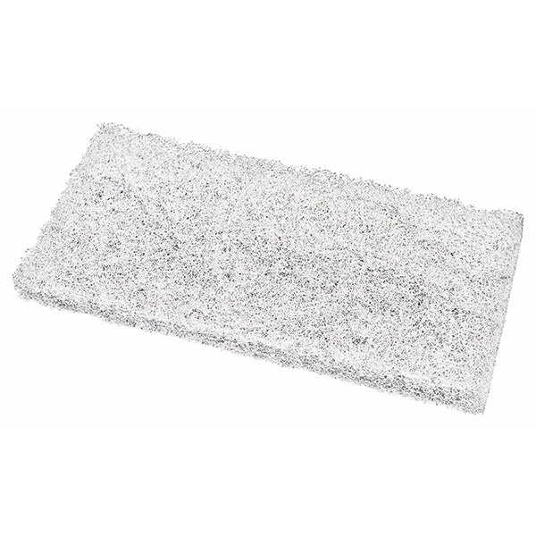 Replacement fine pads for the Tileasy scouring set. Designed for the removal of stubborn grout and adhesive residue from tiled surfaces.