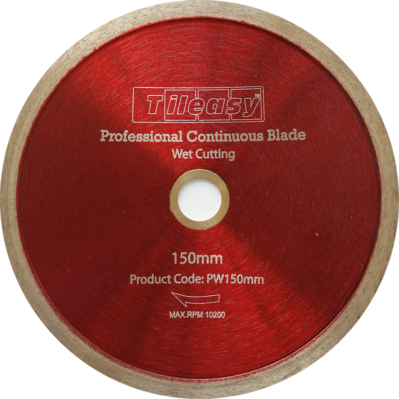 Professional Wet Continuous Blade 150