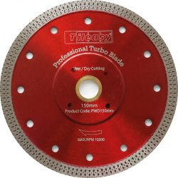 Professional Wet & Dry Turbo Blade 150