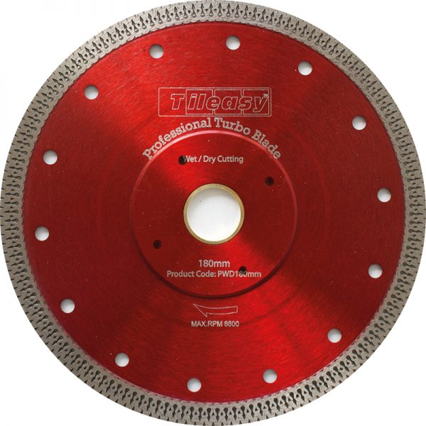 Professional Wet & Dry Turbo Blade 180