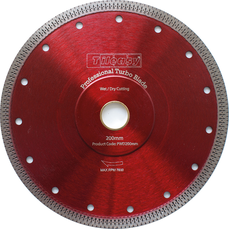 Professional Wet & Dry Turbo Blade 200